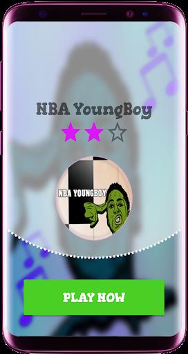 NBA YoungBoy Outside Today - Easy Piano 1.0 screenshots 1