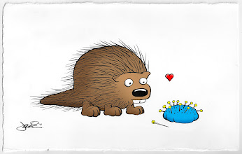 "Photo: ""Prickly Valentine's Day"""