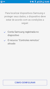 Encontre meu Samsung - náhled
