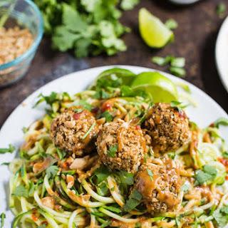 Thai Quinoa Meatballs (V + GF)