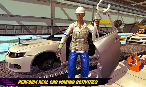Car Maker Auto Mechanic Sports Car Builder Games  screenshots EasyGameCheats.pro 4
