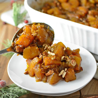 """""""Candied"""" North Georgia Candy Roaster Squash"""
