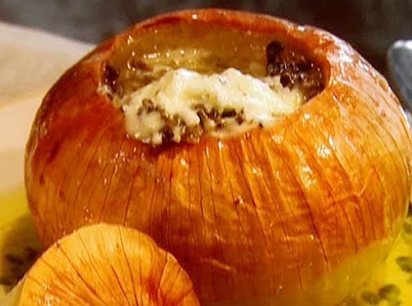 Baked Vidalia Onions Recipe