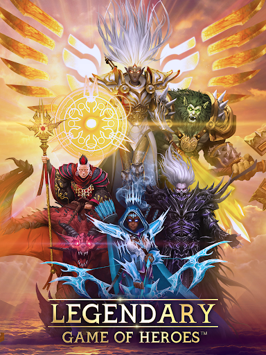 Legendary: Game of Heroes  captures d'u00e9cran 1