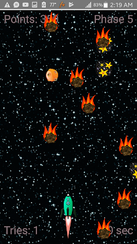 Spaceship R apk screenshot
