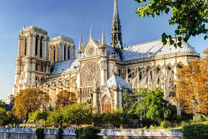 Image result for Cathedrale Notre-Dame de Paris images