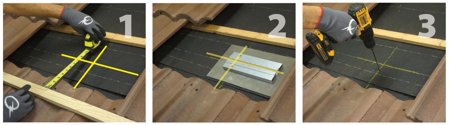 Quick Mount PV Tile Replacement Mount   CivicSolar