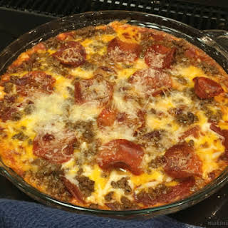 Meat Lover's Pizza Dip.