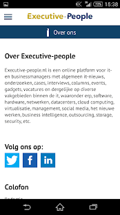 Executive-People: miniatuur van screenshot
