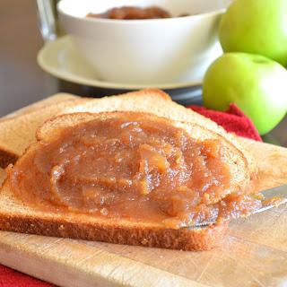 Pumpkin Spice Apple Butter