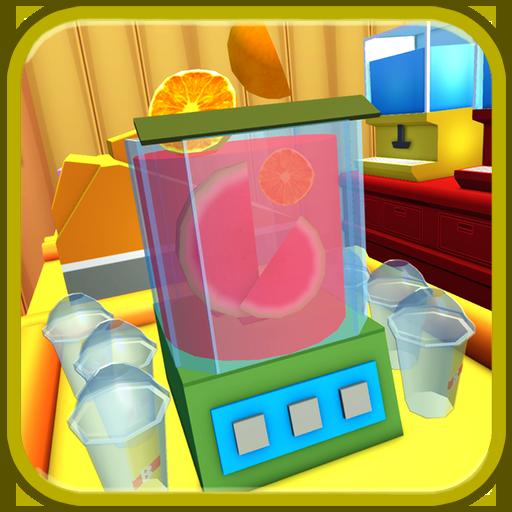模擬App|スムージーメーカーキッズ版 LOGO-3C達人阿輝的APP