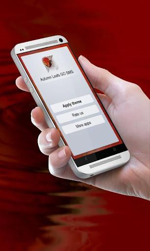 玩個人化App|红叶 GO SMS免費|APP試玩