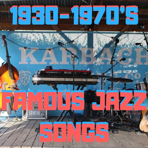 1930 S 70 S Famous Jazz Songs التطبيقات على Google Play