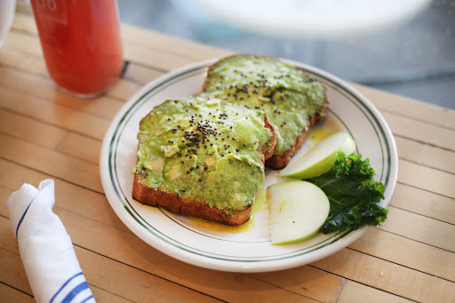 NYC's Best for Avocado Toast