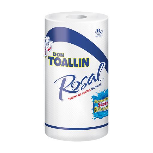 papel don toallin rosal 80 Hojas