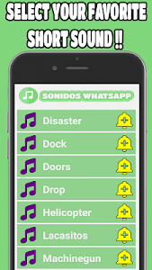 🎶 Sounds for whatsapp screenshot 6