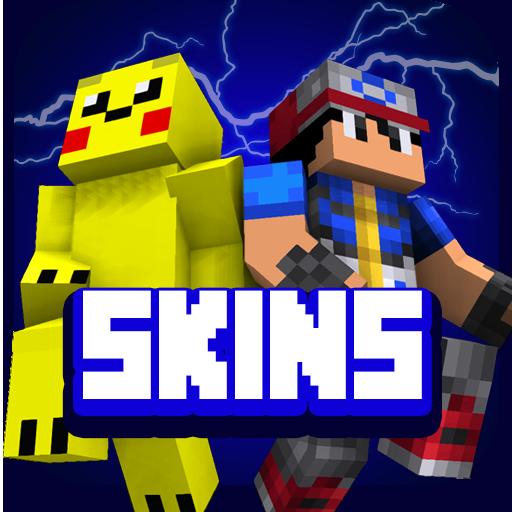 Skins Cartoons for Minecraft 娛樂 App LOGO-APP開箱王