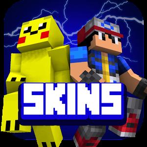 Skins Cartoons for Minecraft Gratis