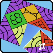 AuroraBound — игра с узорами