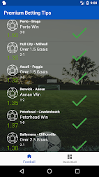 Vegas Odds & Betting Odds & Football Odds APK screenshot thumbnail 3