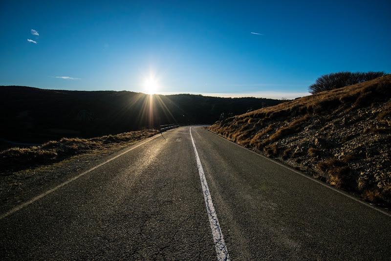 Mountain road di TizTez