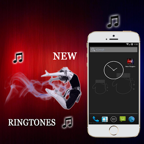 android New Ringtones 2016 Screenshot 0