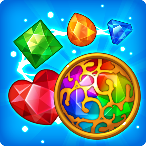 Jewels fantasy : match 3 puzzle APK Cracked Download