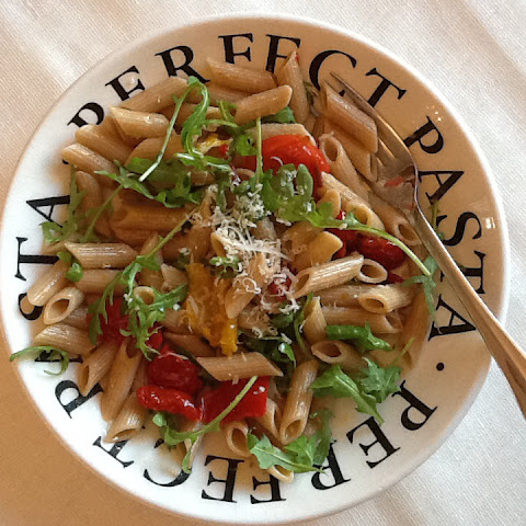Recipes with rocket and pasta