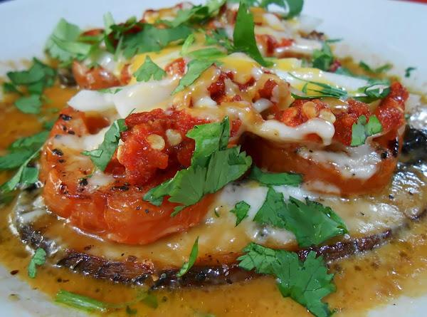 Portabello Thai Mexican Stack Recipe