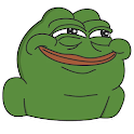 Pepe Stickers Collection - WAStickerApps icon