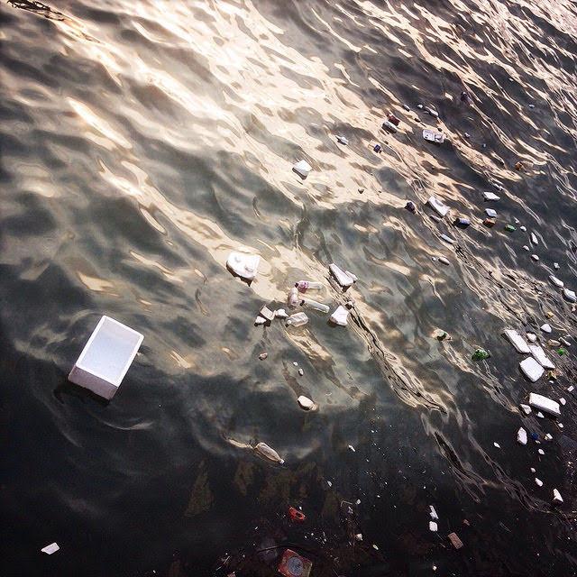 Hong Kong, Ocean, Garbage, 香港, 海洋, 垃圾, poem, pollution