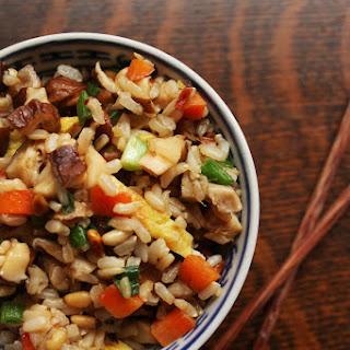 Peppery Vegetarian Rice
