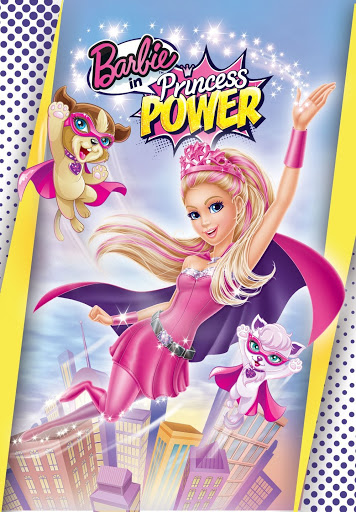 barbie in princess power  movies on google play