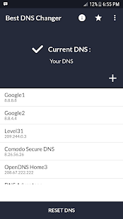 Best DNS Changer (NO ROOT) - Apps on Google Play
