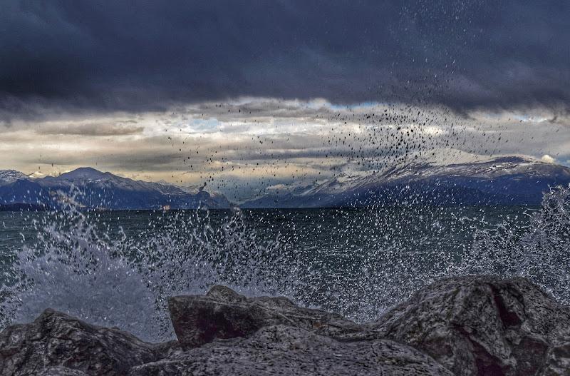 Bagnati dalla pioggia, bagnati dalle onde di malgorzata_margherita_klosiewicz