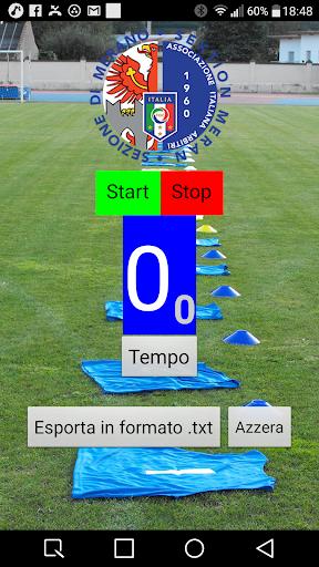 Cronometro AIA Sezione Merano 1.1 screenshots 1