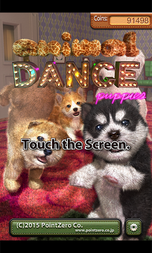 Animal Dance puppies apkpoly screenshots 1