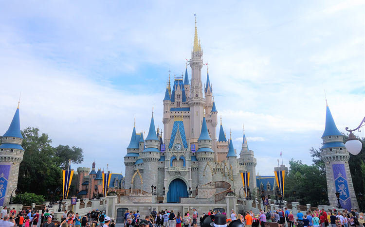 Consider a pre- or post-vacation day trip to the Magic Kingdom at Walt Disney World when you're cruising out of Port Canaveral, Fla.