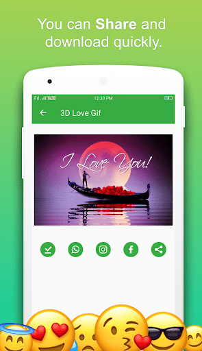 GIF For WhatsApp 4.4 screenshots 10