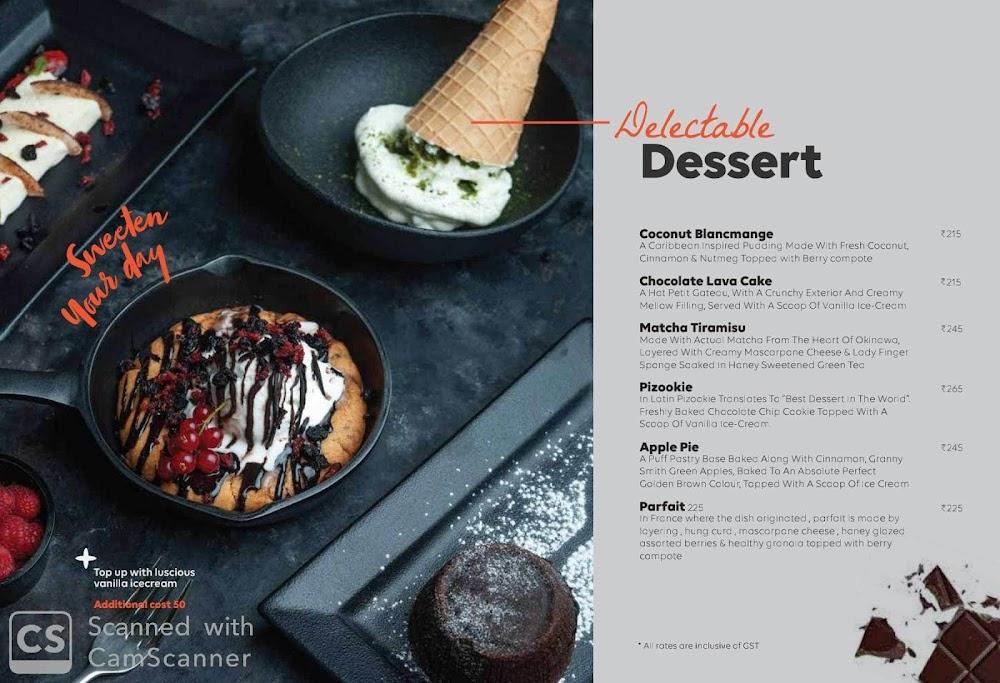 Sandoitchi menu 9