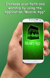 Muslim App screenshot 0