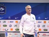 Didier Deschamps fan de son trio offensif
