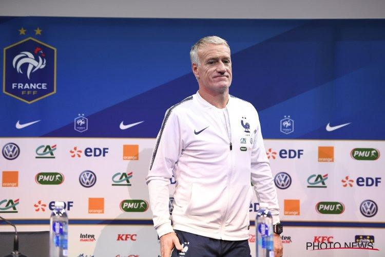 Didier Deschamps stuurt nationale vrouwenploeg -in volle WK-voorbereiding- last minute naar een ander hotel om plaats te ruimen voor de mannen