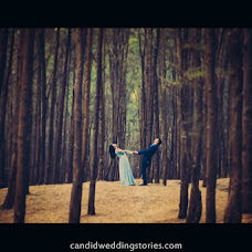 Wedding photographer Manish Chauhan (candidweddingst). Photo of 28.04.2016