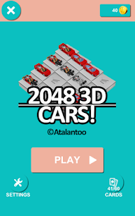 2048 3D Cars!- screenshot thumbnail