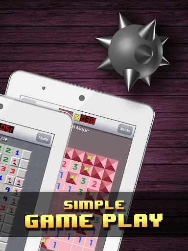Minesweeper Classic HD - Mines Deluxe King 1.1 screenshots 6
