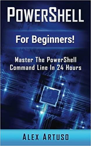 PowerShell: For Beginners! book cover