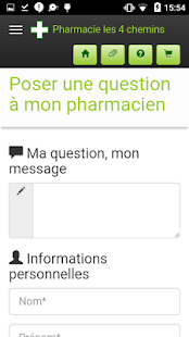 Pharmacie les 4 chemins- screenshot thumbnail