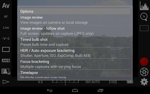 DSLR Controller screenshot 9