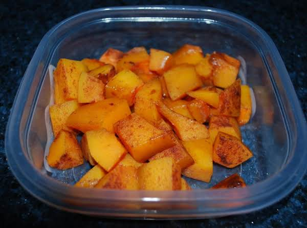 Maple Cinnamon Butternut Squash Recipe